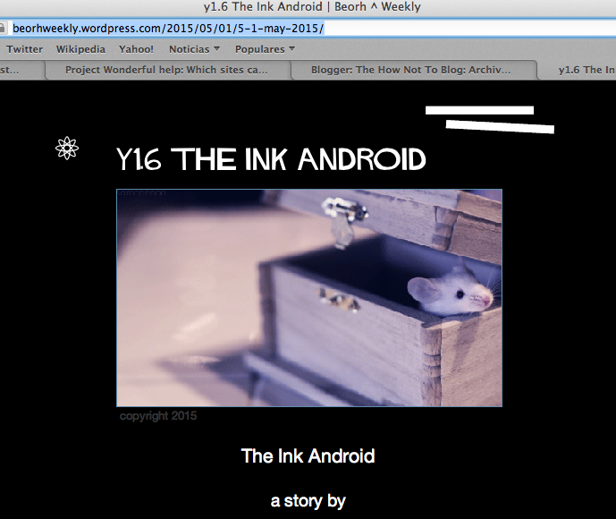 Ink Android
