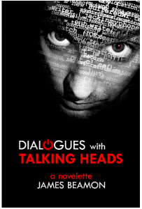 James Beamon is offering Dialogues with Talking Heads, a scifi novelette about zapping dead brains to solve murders. A traditionally-published SFWA-pro with over 30 titles to his name, Beamon writes harder, darker, scifi with diverse characters in humorous or scary situations.